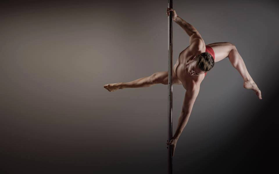 Pole Intensive Workshop mit Daniel Rosen 01.12.2018
