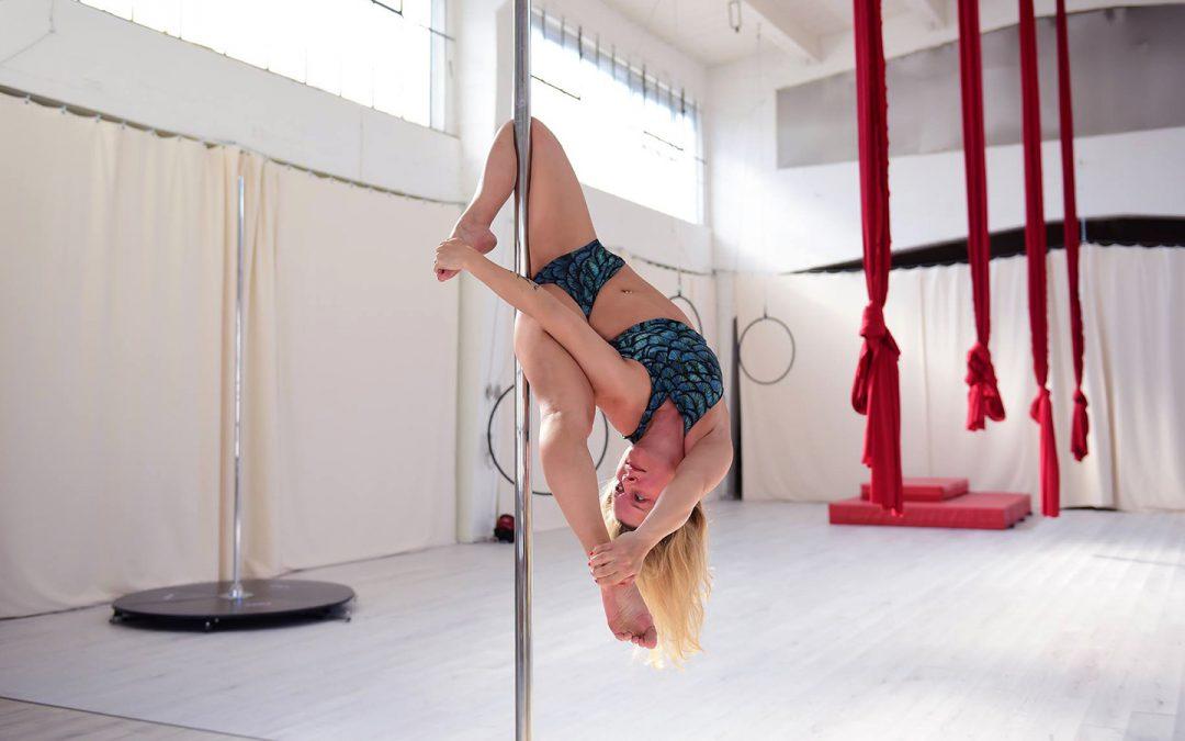 Spinning Pole Advanced Workshop 04.11.2017