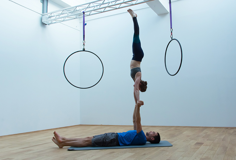 Acro Yoga Workshop 14.07.2018