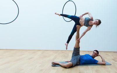 Acro Yoga Workshop 20.07.2019