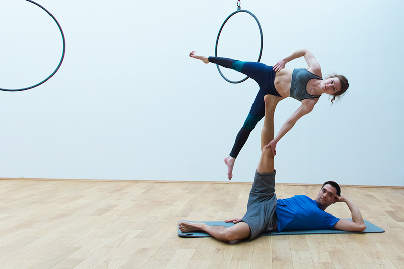 Acro Yoga Workshop 05.05.2019