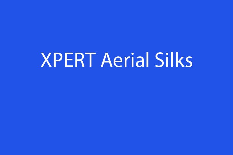 XPert Aerial Silks 10.11 – 11.11.2018