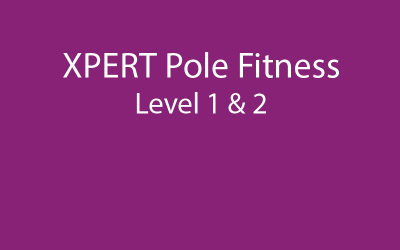 XPERT Pole Fitness Level 1&2 30.11.2019