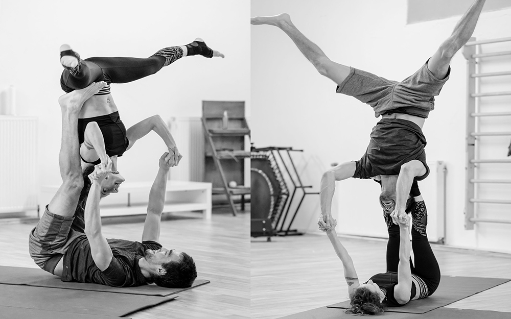 Acro Yoga Workshop 14.03.2020