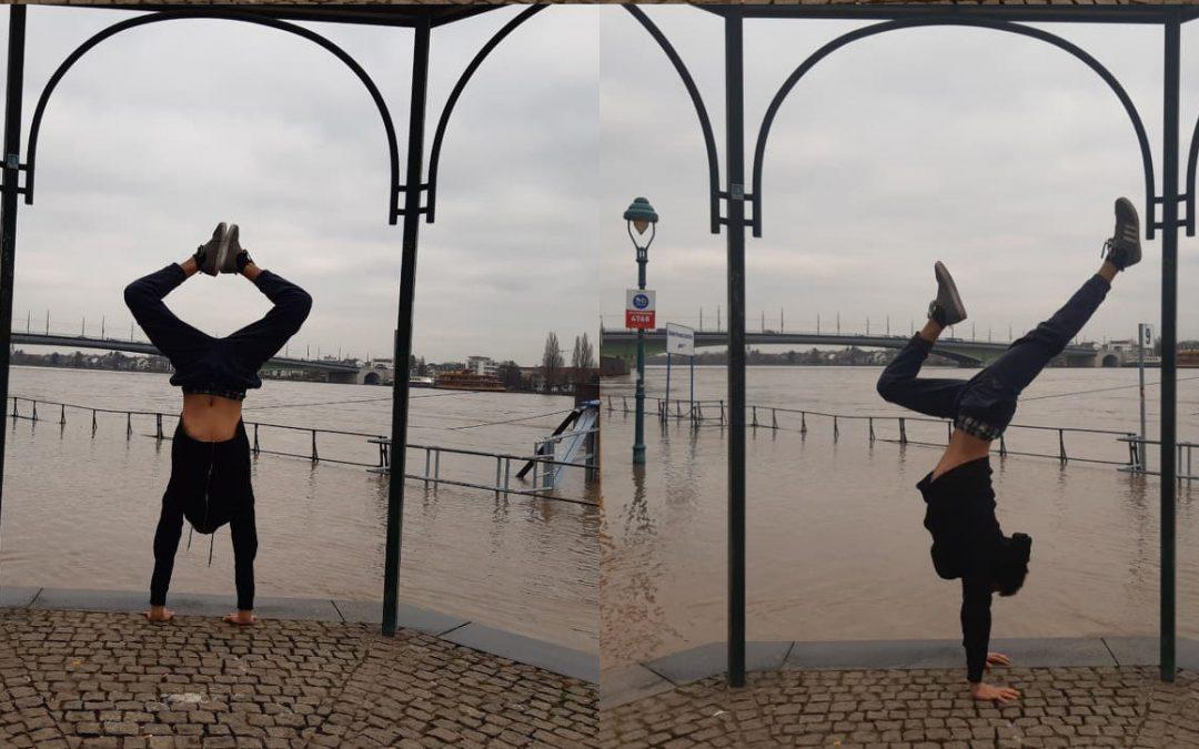 Handstand Workshop mit Philip 04.04.2020