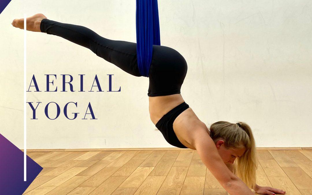Aerial Yoga für Einsteiger 27.06.2020