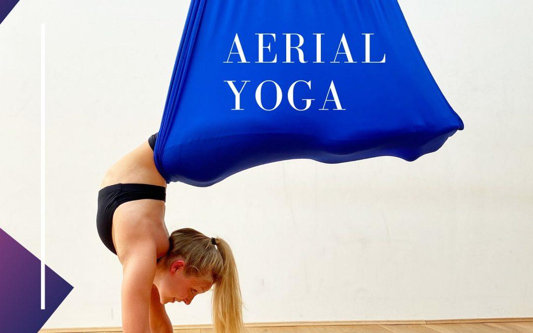 Aerial Yoga für Fortgeschrittene 28.06.2020